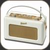 Roberts Radio Revival - White
