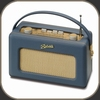 Roberts Radio Revival - Real Leather Jaguar Blue
