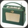 Roberts Radio Revival - Real Leather Jaguar