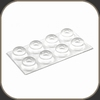 Atacama Speaker stand Isolation Gel pads - Clear
