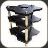 Thoole Rack Stand B - Black