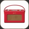 Roberts Radio Revival - Red