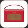 Roberts Radio Revival - Red