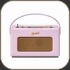 Roberts Radio Revival - Pastel Pink