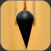 Shun Mook Ebony Pendulum