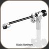 Clearaudio Satisfy Kardan Black Aluminum